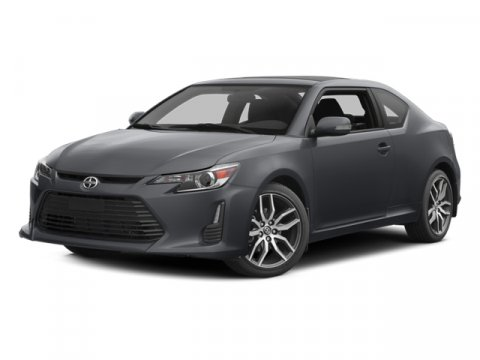 2014 Scion tC Blue Streak MetallicDark Charcoal V4 25 L Automatic 0 miles  HIGH PROFILE REAR L