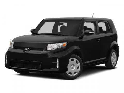 2014 Scion xB Absolutely RedDark Charcoal V4 24 L Automatic 9088 miles  Privacy Glass  Front