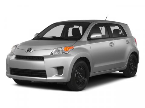 2014 Scion xD Sparkling Sea Metallic wSilver Roof 2-ToneDark Charcoal V4 18 L Automatic 5 mile
