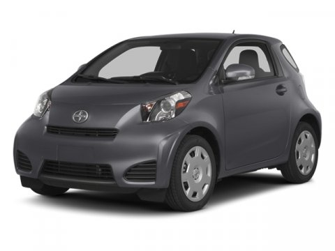 2014 Scion iQ Magnetic Gray Metallic V4 13 L Variable 0 miles  Front Wheel Drive  Power Steer