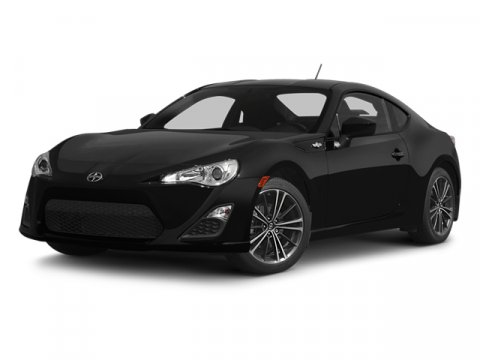2014 Scion FR-S C AsphaltBLACK V4 20 L Automatic 5 miles  FE 61  Wheels 17 x 7 Alloy  Tires