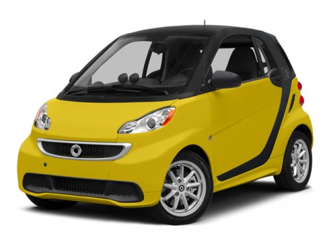 2014 Smart fortwo electric drive Passion EN7Green V0 00 Automatic 10 miles  KINETIC GREEN APP