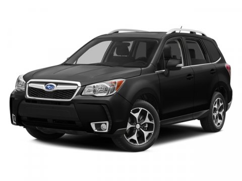 2014 Subaru Forester 20XT Premium Venetian Red Pearl V4 20 L Variable 0 miles  AERO CROSS BAR