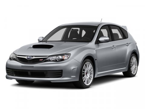 2014 Subaru Impreza Wagon WRX WRX STI Dark Gray MetallicBLACK V4 25 L Manual 5 miles  ALL WEAT
