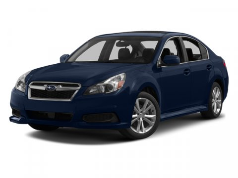 2014 Subaru Legacy 25i Limited Satin White PearlTaupe V4 25 L Variable 5 miles  ALL WEATHER F