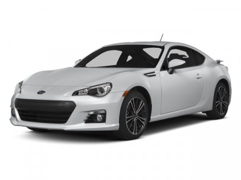 2014 Subaru BRZ Limited Satin White PearlDARK GRAY V4 20 L Manual 5 miles  ALLOY WHEEL LOCK KI