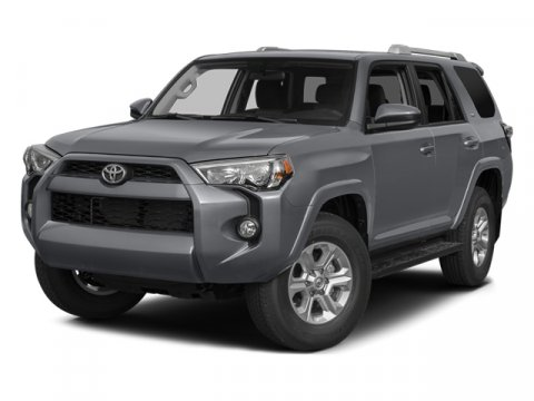 2014 Toyota 4Runner SR5 Magnetic Gray Metallic V6 40 L Automatic 0 miles  Four Wheel Drive  T