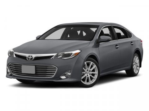 2014 Toyota Avalon Limited Sizzling Crimson MicaLight Gray V6 35 L Automatic 0 miles  CARPET F