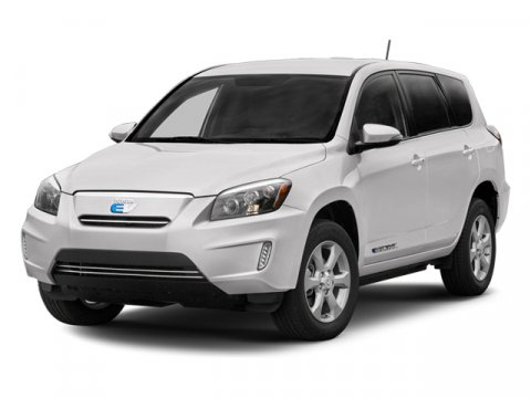 2014 Toyota RAV4 EV C Shoreline Blue PearlCHARCOAL CLOTH V4 00 Automatic 5 miles The 2014 RAV4