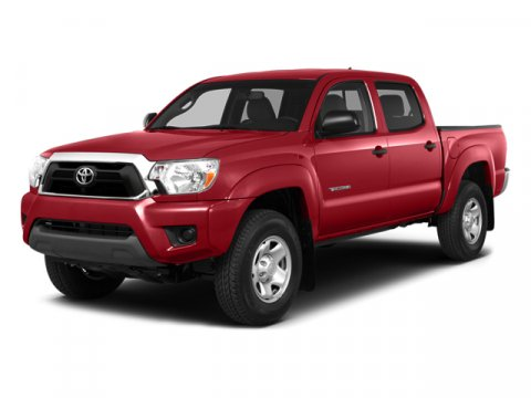 2014 Toyota Tacoma Magnetic Gray Metallic V6 40 L Automatic 0 miles  Four Wheel Drive  Power