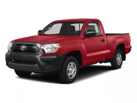 2014 Toyota Tacoma Super White V4 27 L Manual 5 miles The 2014 Toyota Tacoma is a hugely popul