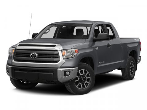 2014 Toyota Tundra SR5 Silver Sky MetallicGraphite V8 57 L Automatic 5 miles  ALL WEATHER FLOO