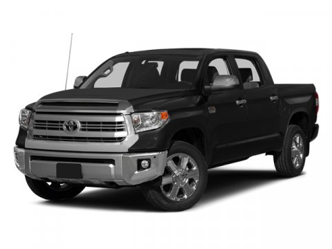 2014 Toyota Tundra 1794 Super WhiteRed Rock V8 57 L Automatic 0 miles Toyotas full-size truck