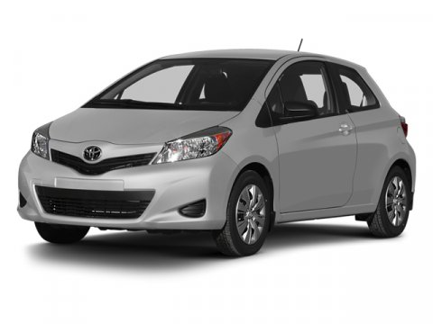 2014 Toyota Yaris L Super WhiteAsh V4 15 L Automatic 89 miles  Front Wheel Drive  Power Steer