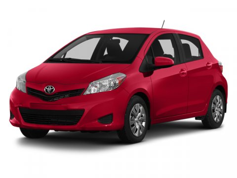 2014 Toyota Yaris LE Absolutely Red V4 15 L Automatic 38892 miles CERTIFIED NEW ARRIVAL CARF