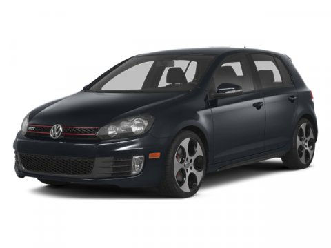 2014 Volkswagen GTI Drivers Edition  V4 20 L Manual 0 miles  Turbocharged  Front Wheel Drive