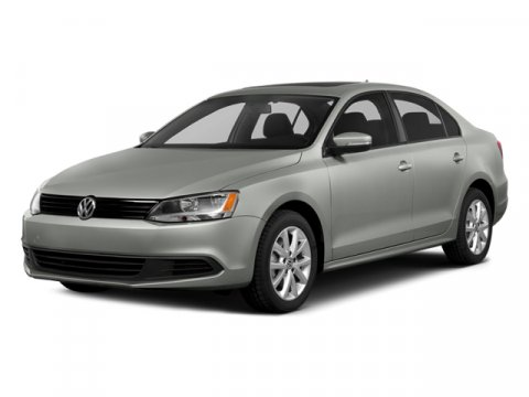 2014 Volkswagen Jetta Sedan TDI Value Edition Reflex Silver MetallicTitanium Black V4 20 L Autom