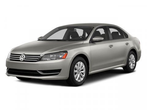 2014 Volkswagen Passat SE Night Blue MetallicBeige V4 18 L Automatic 0 miles  Turbocharged  F