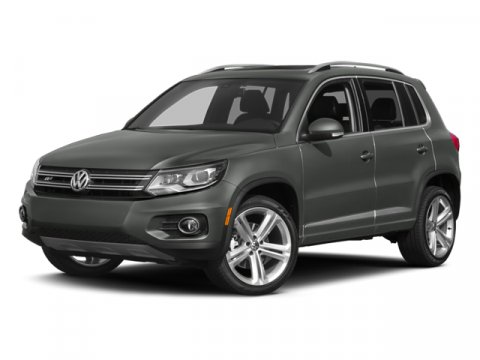 2014 Volkswagen Tiguan R-Line Night Blue MetallicDL V4 20 L Automatic 10 miles  Turbocharged