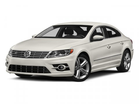 2014 Volkswagen CC R-Line Candy WhiteAM V4 20 L Automatic 17 miles  Turbocharged  Front Wheel