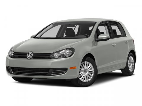 2014 Volkswagen Golf Candy WhiteTitanium Black V5 25 L Automatic 10 miles  FIRST AID KIT  RUB