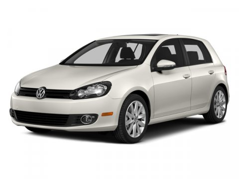 2014 Volkswagen Golf TDI BlackTitanium Black V4 20 L Automatic 10 miles  Turbocharged  Front