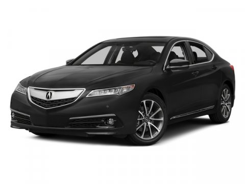 2015 Acura TLX V6 Advance Crystal Black Pearl V6 35 L Automatic 4 miles  CRYSTAL BLACK PEARL