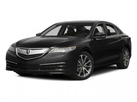 2015 Acura TLX V6 Crystal Black Pearl V6 35 L Automatic 6 miles  ADVERTISING Stock 91042