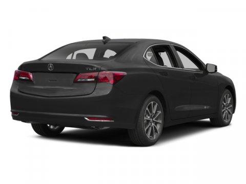 2015 Acura TLX V6 Tech Bellanova White PearlEspresso V6 35 L Automatic 39816 miles  Front Whe