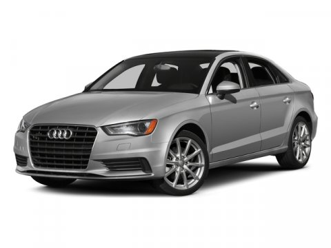 2015 Audi A3 18T Premium Monsoon Gray MetallicBlack V4 18 L Automatic 21476 miles Discerning