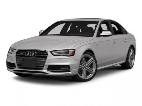 2015 Audi S4 30L Premium Plus Quattro Brilliant BlackBlackRed V6 30 L Automatic 11738 miles