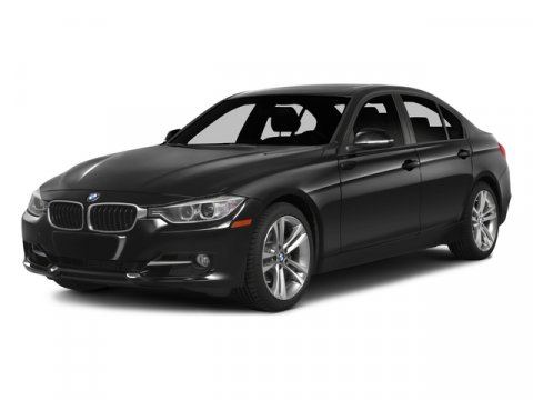 2015 BMW 3 Series 328i xDrive Jet BlackBlack V4 20 L Automatic 5 miles  Turbocharged  All Whe