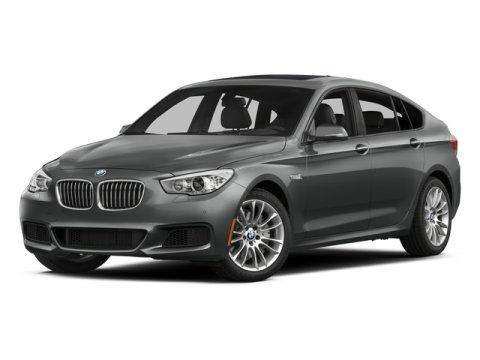 2015 BMW 5 Series Gran Turismo 535i WhiteBlack V6 30 L Automatic 21298 miles Only 21 298 Mil