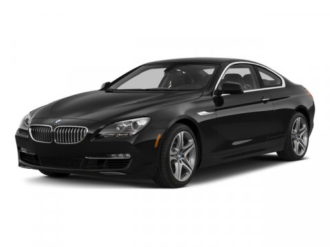 2015 BMW 6 Series 650i WhiteBlack V8 44 L Automatic 27656 miles Delivers 25 Highway MPG and 1