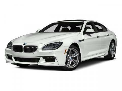 2015 BMW 6 Series 640i WhiteBeige V6 30 L Automatic 40000 miles Scores 31 Highway MPG and 20