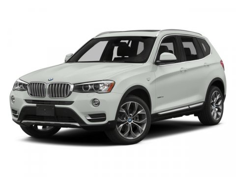 2015 BMW X3 xDrive28i AWD Alpine WhiteBlack V4 20 L Automatic 17219 miles ALL WHEEL DRIVE O