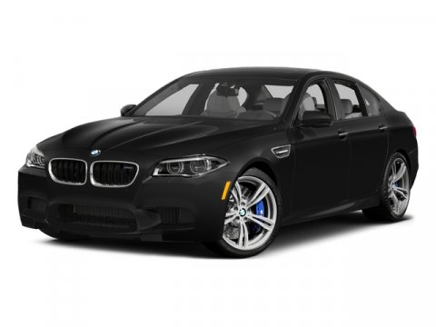 2015 BMW M5 44 L Blue V8 44 L Automatic 16296 miles Clean CARFAX Blue 2015 BMW M5 4D Sedan