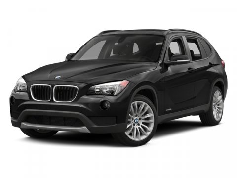 2015 BMW X1 xDrive28i AWD Jet BlackBlack wGray-Red Piping V4 20 L Automatic 43917 miles Gorg