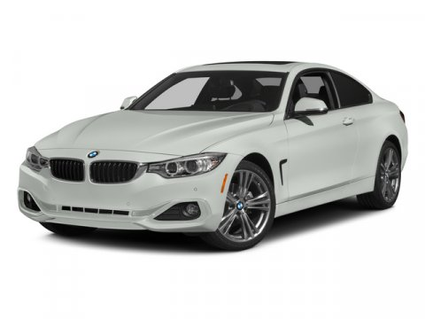 2015 BMW 4 Series 435i WhiteBlack V6 30 L Automatic 27471 miles Only 27 471 Miles Delivers