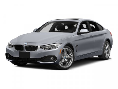 2015 BMW 4 Series 428i SilverBlack V4 20 L Automatic 28373 miles Only 28 373 Miles Delivers