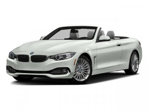 2015 BMW 4 Series 428i WhiteRedBlack V4 20 L Automatic 27956 miles Boasts 34 Highway MPG and