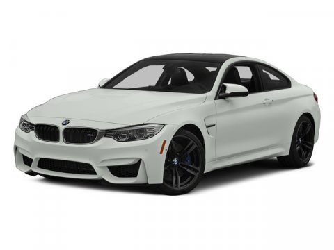 2015 BMW M4 2dr Cpe SilverBlack V6 30 L Manual 71263 miles Delivers 24 Highway MPG and 17 Cit