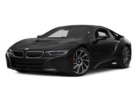 2015 BMW i8 2dr Cpe GrayGray V3 15 L Automatic 13419 miles Green Car Journal Luxury Green Car