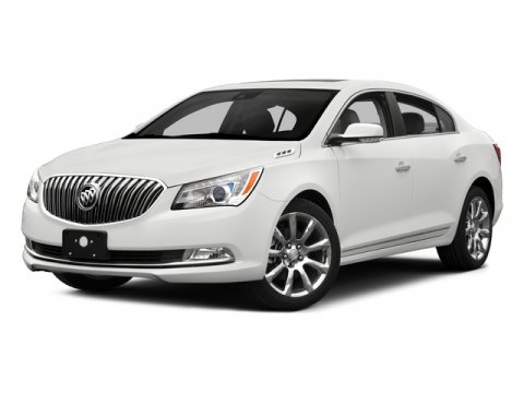 2015 Buick LaCrosse Leather White V6 36L Automatic 20713 miles Carfax One Owner Priced Below