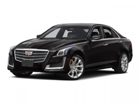 2015 Cadillac CTS Luxury RWD BlackGray V6 36L Automatic 21135 miles One Owner Black with Gra