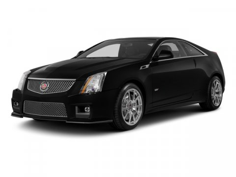 2015 Cadillac CTS-V Coupe Black Diamond TricoatEbonyEbony V8 62L  2 miles  Heated Mirrors