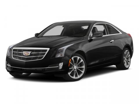2015 Cadillac ATS Coupe Luxury RWD Radiant Silver MetallicJET BLACK W JET BLACK ACCENTS V4 20L