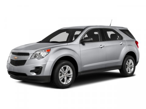 2015 Chevrolet Equinox L Silver Ice MetallicJET BLACK V4 24 Automatic 3 miles  ENGINE  24L