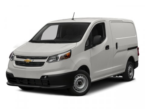 2015 Chevrolet City Express Cargo LT FWD WhiteMedium Pewter V4 20L Variable 4545 miles One Ow