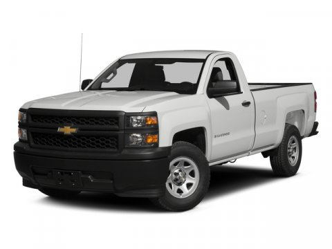 2015 Chevrolet Silverado 1500 Work Truck Summit WhiteJET BLACK  DARK ASH V6 43L Automatic 0 m